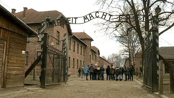 Auschwitz-Überlebende - Befreit, aber nicht frei