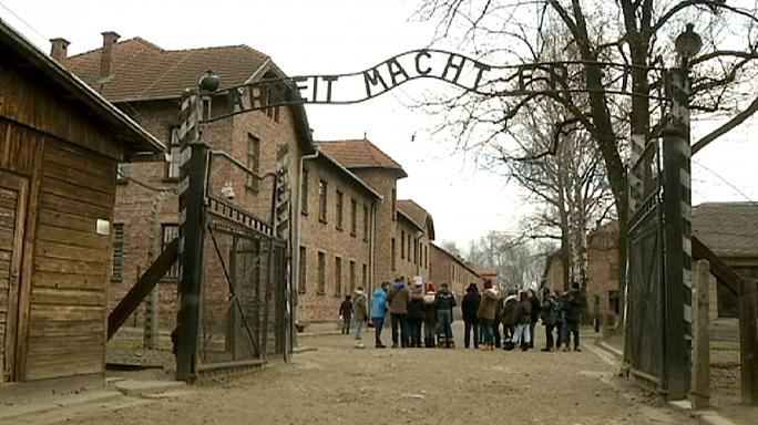 Auschwitz and other survivors who were 'freed but never free'