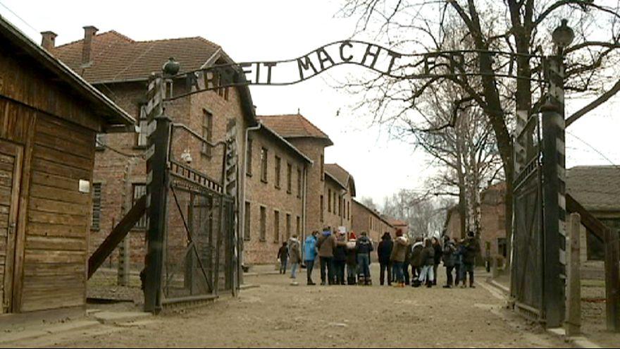 Survivants d'Auschwitz : libérés mais pas libres