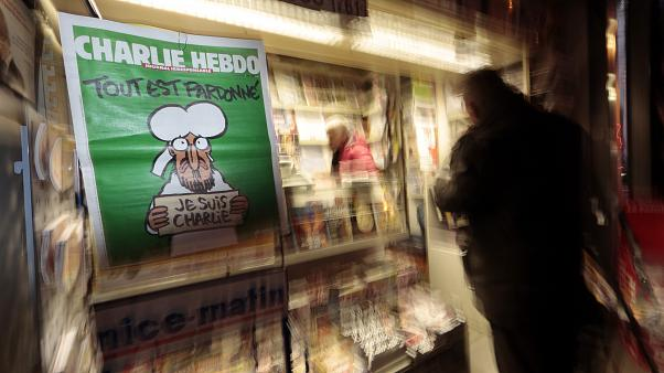 Online resale of new Charlie Hebdo 'an insult to memory of journalists'