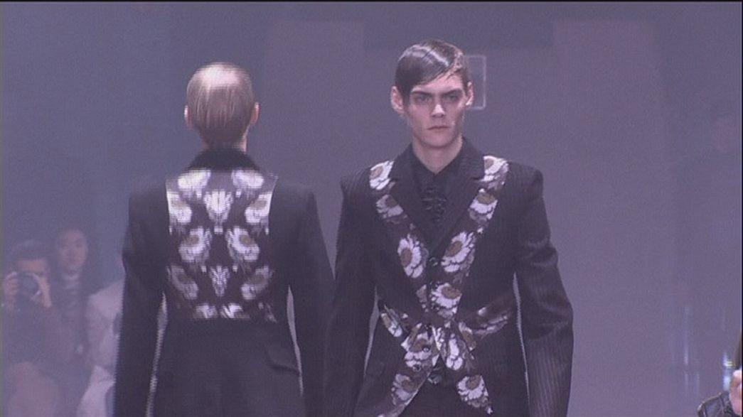 Moda masculina en Londres para el próximo invierno