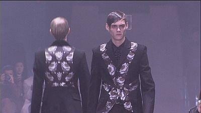 Trends aus London von Burberry, Dunhill und Alexander McQueen