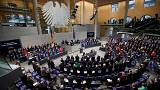 Merkel honours 17 victims of Paris attacks in Bundestag