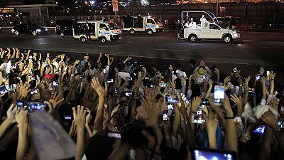 Hohe Erwartungen an Papst Franziskus auf den Philippinen