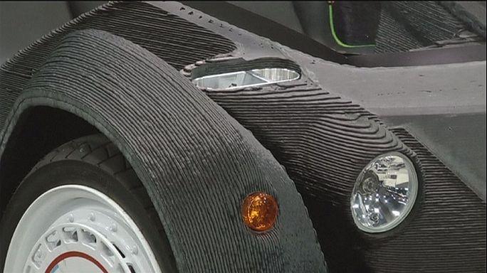 Összetört az autója? Nyomtasson egy újat!