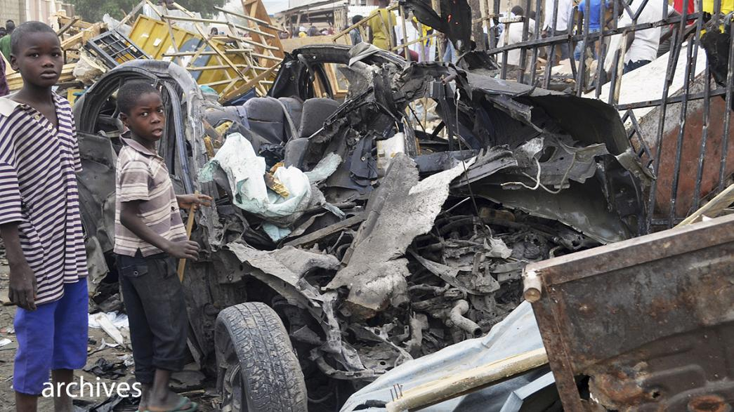 Nigeria: massacro di Boko Haram modifica immagini satellitari