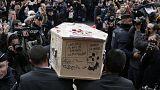 تأبين ضحايا صحيفة شارلي إيبدو في باريس ومدن فرنسية أخرى