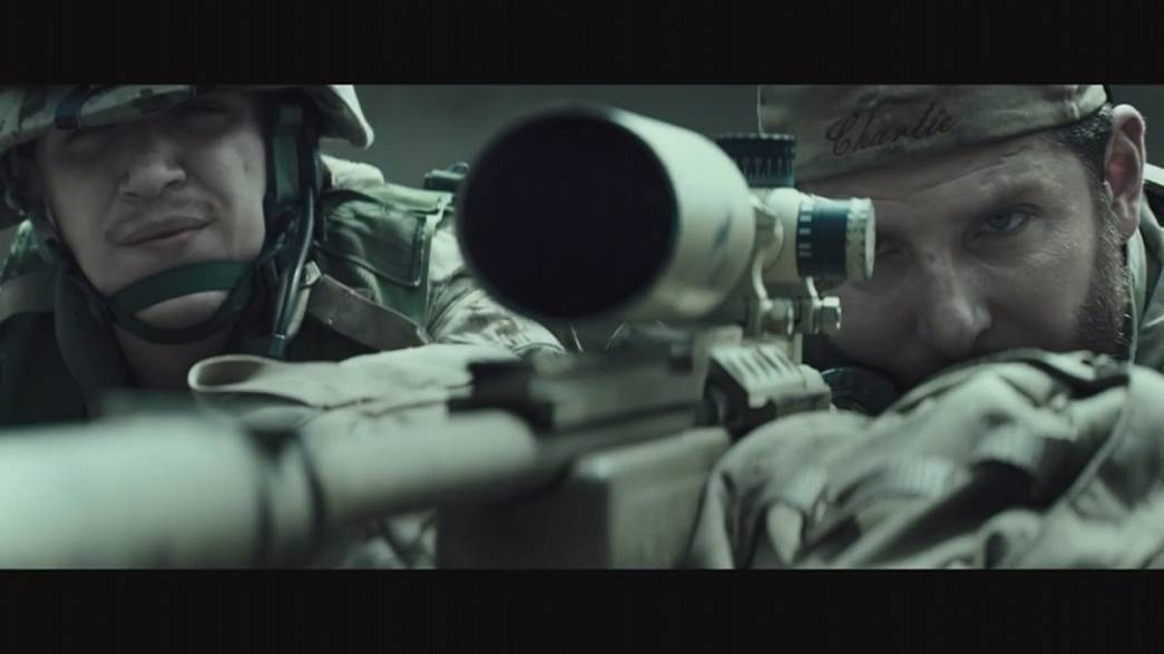 """""""Sniper americano"""" de Clint Eastwood nomeado para Óscar"""