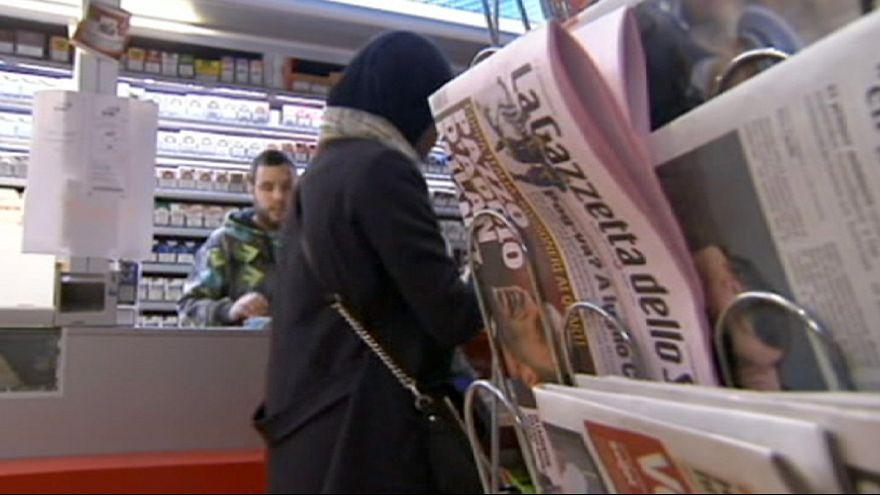 """اعتراض ها به """"شارلی ابدو"""" خارج از فرانسه"""