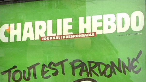 """""""Charlie Hebdo"""" auch in der Schweiz rasend schnell ausverkauft"""