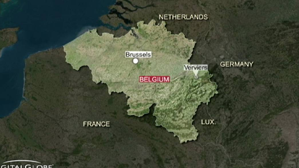 Operazione anti-terrorismo in Belgio