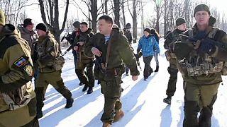 پارلمان اوکراین ارتش را ملزم به فراخواندن نیروهای ذخیره کرد