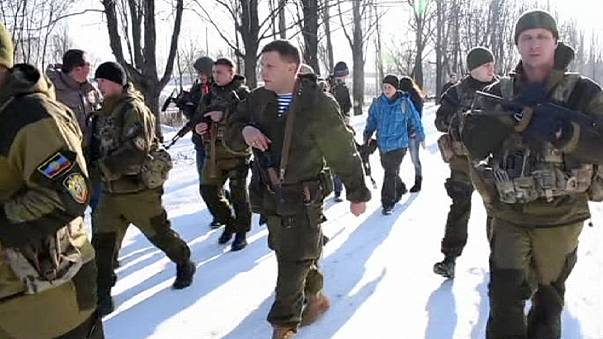 Mass conscription in Ukraine to counter 'rise in Russian attacks'