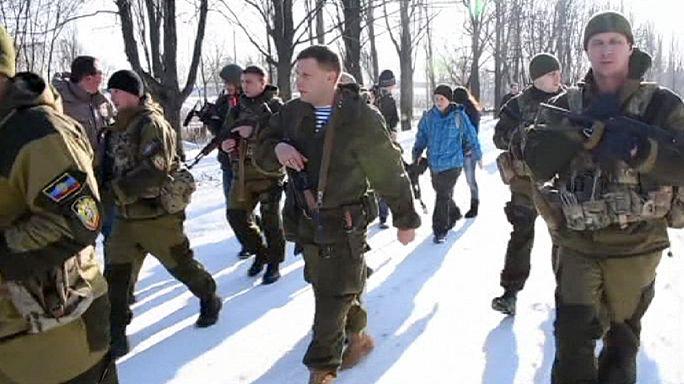 Mass conscription in Ukraine to counter 'rise in Russian attacks'