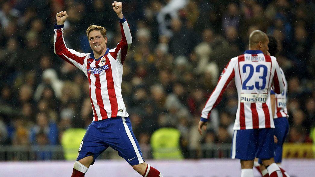A Torres se le hicieron cortos los 90 minutos en el Bernabéu