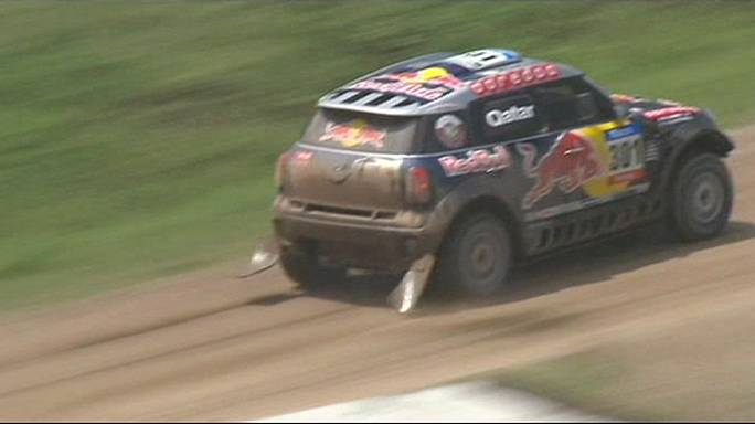 Dakar stage 11: Al-Attiyah and Coma retain leads