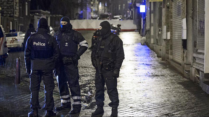 Dos presuntos yihadistas mueren durante una operación antiterrorista en Bélgica