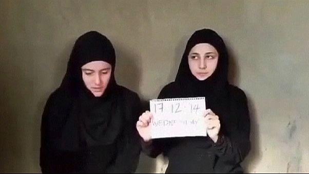 Zwei italienische Geiseln in Syrien wieder frei