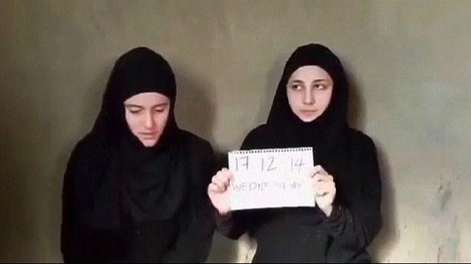 Olasz túszok szabadultak Szíriában