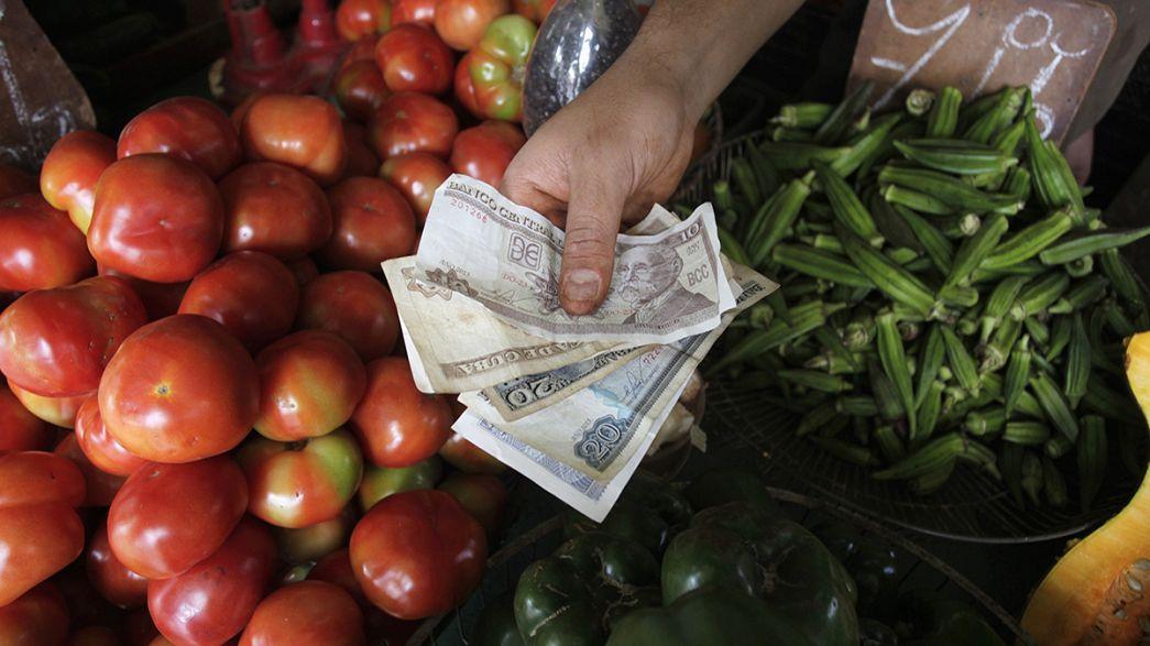 Arranca el levantamientode algunas sanciones a Cuba