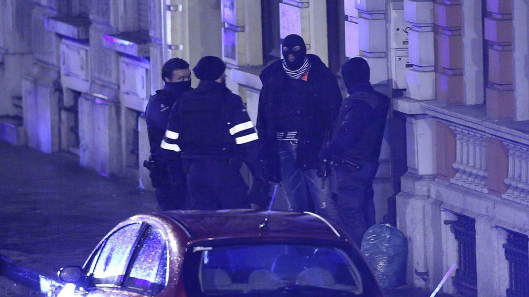 Des attentats imminents contre la police déjoués en Belgique