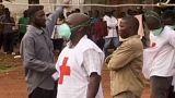 Lassul az Ebola