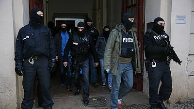 Terror suspects arrested in Berlin
