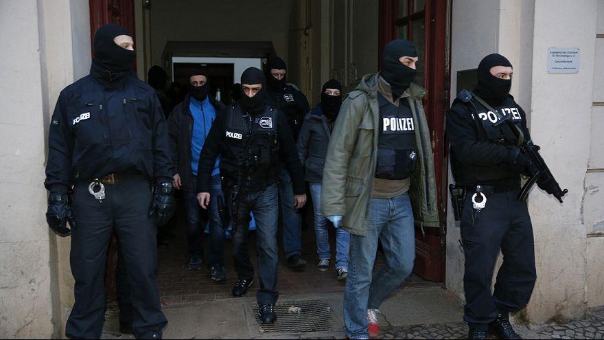 Berlim: Polícia deteve dois suspeitos de atividade terrorista