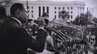 New York exhibition marks 50 years since Martin Luther King historic march