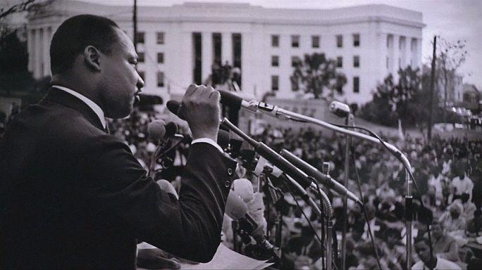 Martin Luther King'in 'Özgürlük Yolculuğu' fotoğrafları
