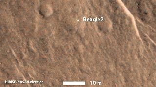 Βρέθηκε στον Άρη αγνοούμενο επί 12 χρόνια διαστημικό σκάφος