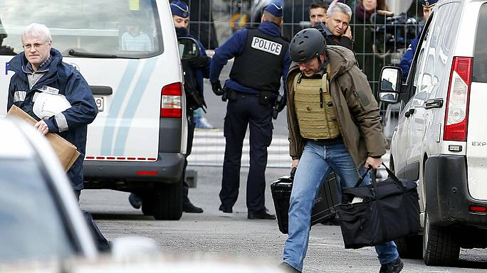 'Belgian jihadists wanted to kill police,' officers say