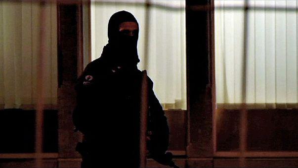 Festnahmen und schärfere Sicherheitsvorkehrungen in Belgien