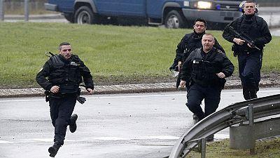Sursaut antiterroriste en Europe