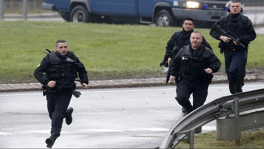 Europe Weekly: Anti-Terroreinsätze in Europa