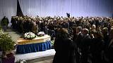 Charle Hebdo: funerali del direttore assassinato e vignettista Charb