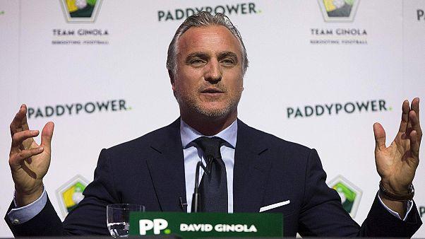 Ginola is harcba száll Blatter ellen