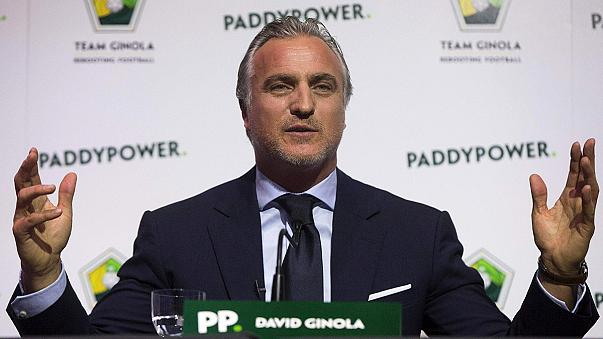 Former Spurs player David Ginola to run for FIFA presidency