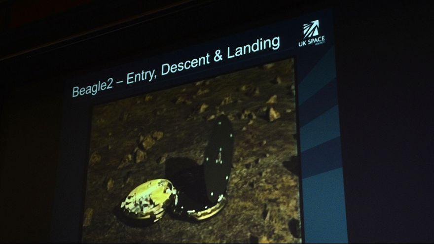 Onze après sa disparition, la sonde Beagle 2 retrouvée sur Mars