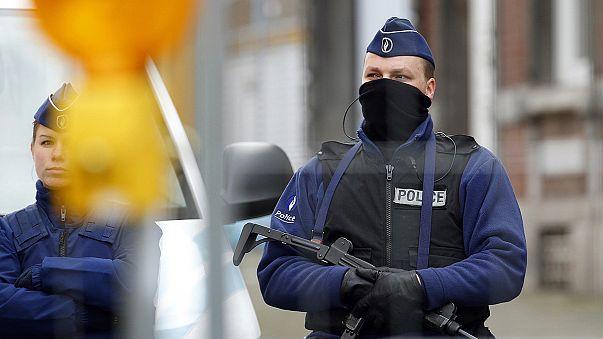 Kein Zusammenhang zwischen belgischer und französischer Polizeiaktion