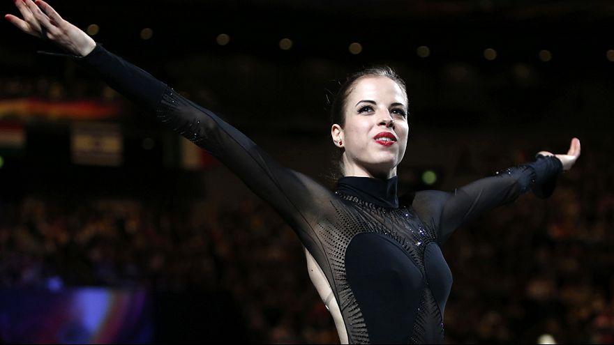 Carolina Kostner suspendue 16 mois