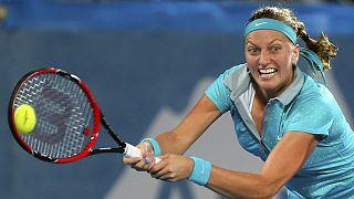 Kvitová preparada para brilhar no Open da Austrália