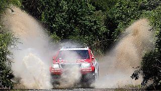 Marc Coma y Nasser Al-Attiyah son los virtuales campeones del Rally Dakar