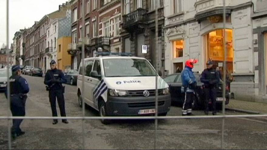 Dozens arrested in anti-terror raids in Belgium, France and Germany