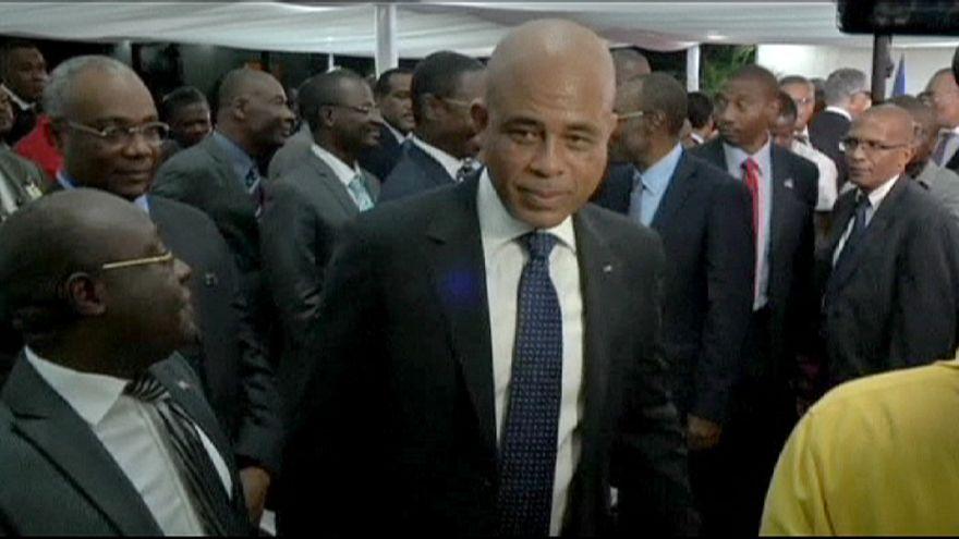 ميشال مارتيلي رئيس هايتي يعين المعارض السياسي إيفانس بول رئيساً جديداً للحكومة