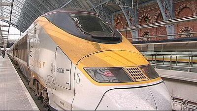Brand im Eurostar-Tunnel: Zugverkehr unter dem Ärmelkanal lahmgelegt