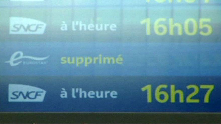 Испорченный уикенд: туннель под Ла-Маншем закрыли из-за задымления
