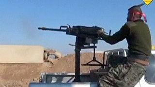 Neue Front im syrischen Bürgerkrieg