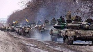 El Ejército ucraniano retoma el control del aeropuerto de Donetsk y niega haber intentado penetrar en la ciudad