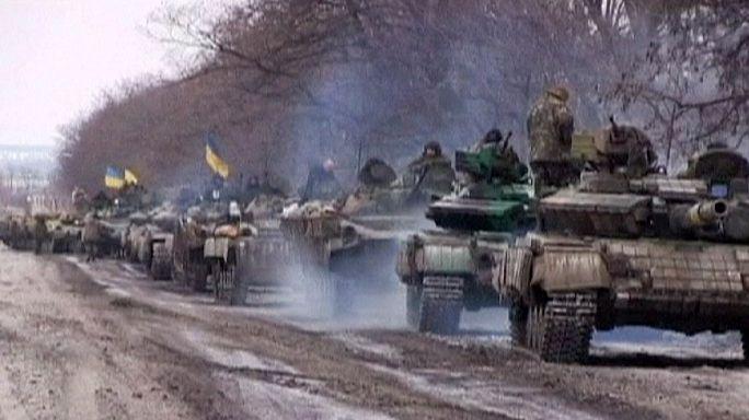 Ukrayna ordusu ayrılıkçıların hücumunu geri püskürttü